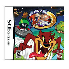 Galactic Taz Ball DS NEW! NDS, LITE, DSI, XL, 3DS! LOONEY TUNES, MARVIN MARTIAN