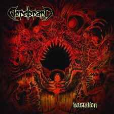 """MORDBRAND - Vastation 7"""" (SWE DEATH METAL*LIM. 150*RED VINYL*GRAVE*DISMEMBER)"""