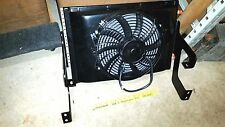 12-0437C Parallel flow condenser DCM/TEXDYNE 12 VOLT PULL FAN WORKHORSE NEW
