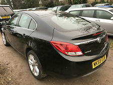2009/59 VAUXHALL INSIGNIA EXCLUSIVE 160CDTI *6 SPEED* ALLOYS *SPARES/REPAIRS*