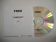FRED : HAMECON [ CD SINGLE ] ~ PORT GRATUIT !