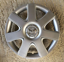 NEW GENUINE MAZDA WHEEL HUB CAP HUBCAP TRIM COVER - GJ6R37170D (Our Ref: ML39)