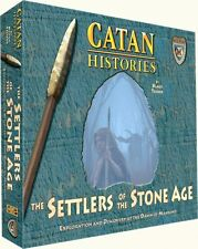 Settlers of Catan: Settlers of the Stone Age MFG 3201