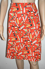 GET CUTIE JAPANESE DOLLS A-LINE SKIRT, ROCK'N'ROLL, ROCKABILLY, 1950's, RETRO