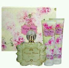 Jessica Simpson Vintage Bloom 100ml 3 Piece Perfume Gift Set