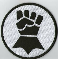 PARCHE WARHAMMER EMPEROR FIST PUÑOS IMPERIALES 9 CMS PATCH