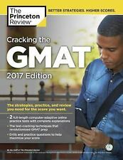 Princeton Review - Cracking The Gmat With Two Com (2016) - New - Trade Pape