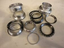 "Colnago needle bearings 1 "" inch threaded headset for Master factory setup VGC"
