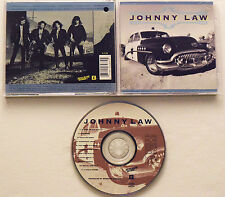 Johnny Law - ST (1990, Metal Blade, rare Original)