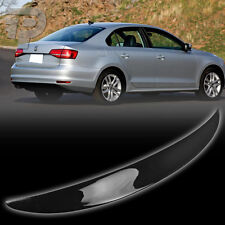 CARBON FIBER VOLKSWAGEN VW JETTA MK6 SEDAN BOOT TRUNK SPOILER PERFORMANCE 2014 ▼