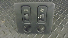 2000 PEUGEOT 306 1.9 D ESTATE HEADLIGHT ADJUSTER DIMMER SWITCH 9635874477
