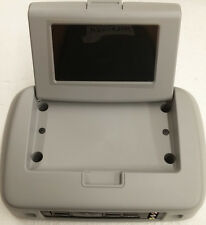 Expedition overhead video rear entertainment system. DVD LCD display screen.Gray