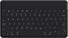 Logitech Keys-To-Go Ultra-Portable Bluetooth Keyboard for iPad Black (920-006...