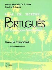 Falar...Ler...Escrever...Portugues Exercicios: Um Curso Para Estrangeiros (Portu