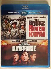 The Bridge on the River Kwai/ Guns of Navarone - Blu ray, 2 Disc