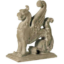 Roman Griffin Statue Sculpture 15""