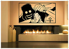 Wall Decor Vinyl Sticker Mural Poster Van Helsing Vampire Anime Cartoon SA1112