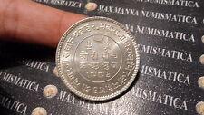 INDIA KUTCH 5 KORI 1936 ARGENTO SILVER