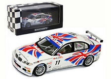 Minichamps BMW 320i ETCC Champion 2004 - Andy Priaulx 1/43 Scale