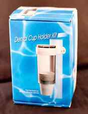 1 piece dental disposable cup holder plastic chair accessory storage kit
