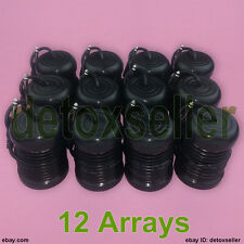 Special Offer 12 Array Arrays F Aqua Ionic Ion Detox Foot Spa Bath Cell Cleanse