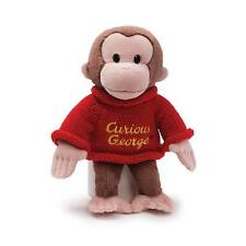 CURIOUS GEORGE ~  George with Red Sweater ~ 12-Inch Plush by Gund ~ NWT