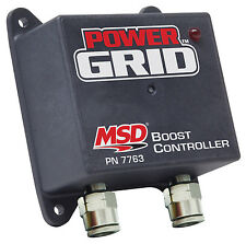 MSD Ignition 7763 Power Grid 4-Bar Boost Controller Up to 43.5 PSI