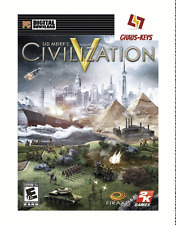 Sid Meier's Civilization V Steam Key Pc Game Code Spiel Global [Blitzversand]