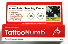 30g TattooNumb Cream Tattoo Numb Piercing Waxing Laser Numbing Anesthetic