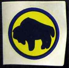 US Army Decal Helmet  WW2 92nd Infantry Division