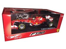 F1 2013 FERRARI F138 F. MASSA FORMULA 1 1/18 W/ FIGURE #4 HOT WHEELS BCK15