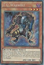 YU-GI-OH: T.G. WARWOLF - SECRET RARE - LC5D-EN209 - 1st EDITION