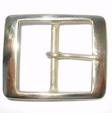 "2"" INCH 50MM SOLID CAST BRASS FULL BELT BUCKLE"