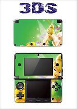 SKIN STICKER AUTOCOLLANT DECO POUR NINTENDO 3DS REF 33 FEE CLOCHETTE