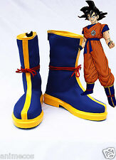 "Dragon Ball Son Goku Cosplay Shoes Boots ""Custom-made"""