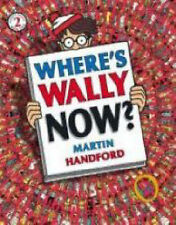 Where's Wally Now?, Martin Handford, Paperback, New