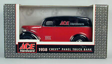 Ace Hardware 1938 Chevy Panel Truck Coin Bank Limited Edition Free Shipping