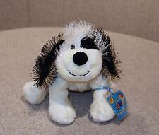 NWT Webkinz Black & White Cheeky Dog - Sealed Unused Code Tag (quick to ship)