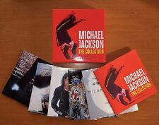 MICHAEL JACKSON THE COMPLETE ORIGINAL CLASSIC 1ST 5 STUDIO ALBUMS ON CD BOX SET.