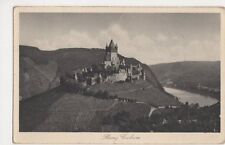 Germany, Burg Cochem Postcard, B237