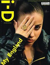 I-D #261 12/2005 LADY SOVEREIGN Pharell Williams NATASHA VOJNOVIC Kim Noorda