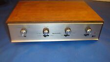 Realistic SA-350   Amplifier Complete Wood Case
