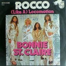 """7"""" 1976 culte dans vg +++! Bonnie st. claire: rocco"""