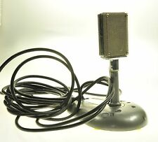 Webster Electric S4546 S-4546 S 4546 Crystal Mic Microphone