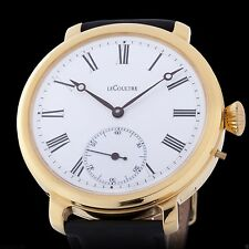 LeCOULTRE WATCH Co MEN'S BEST QUALITY 16 JEWELS SWISS POCKET WATCH MOVEMENT