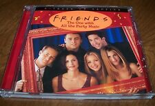 Friends 6 track CD Sampler The One With All The Party Music