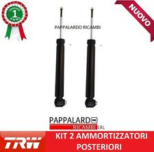KIT 2 AMMORTIZZATORI POSTERIORI TRW FIAT PANDA (169) 1.2 / 1.4 NATURAL POWER