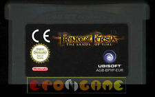 PRINCE OF PERSIA THE SANDS OF TIME Gameboy Advance Versione Europea •• CARTUCCIA