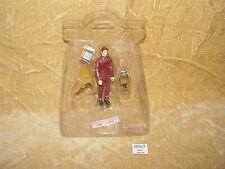 "STAR TREK 2009 MOVIE - McCOY (CADET UNIFORM) 3.75"" ACTION FIGURE MINT IN BLISTER"