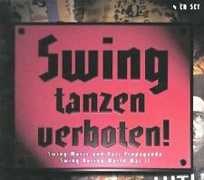 Swing Tanzen Verboten!: Swing Music and Nazi Propaganda (Box), 2003- 4 CD Discs
